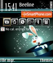 Rubbit theme screenshot