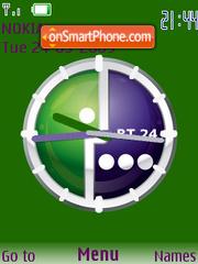 Megafon flash 1.1 es el tema de pantalla