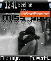 Miss You 02 es el tema de pantalla