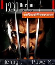 Wolverine 2 theme screenshot