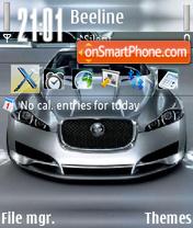 Jaguar 03 es el tema de pantalla