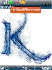 Alphabets K Theme-Screenshot