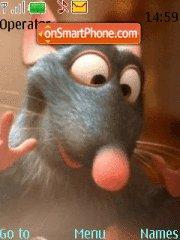 Ratatouille 02 theme screenshot