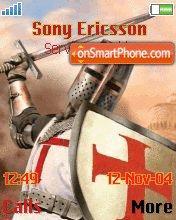 Guardsman theme screenshot