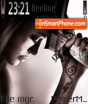 Wanted 2 theme screenshot