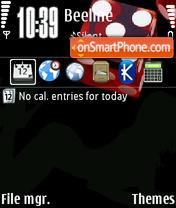 Casino 01 theme screenshot