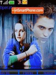 Edward and Bella tema screenshot