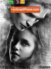 Edward and Bella Theme-Screenshot