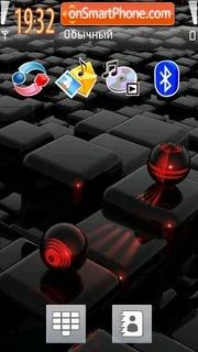 Kubik theme screenshot