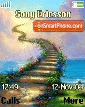 Stairway es el tema de pantalla
