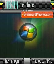 Windows Vista Theme-Screenshot