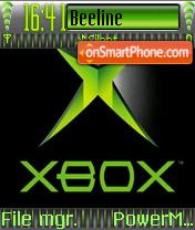 Xbox Theme-Screenshot