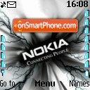 Nokia - Explore theme screenshot