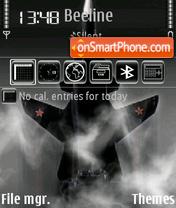 Скриншот темы Su 47