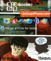 Akira es el tema de pantalla