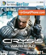 Crysis V1 es el tema de pantalla