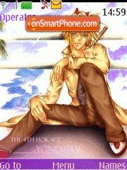 Minato tema screenshot