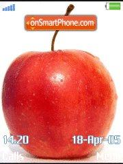 Apples tema screenshot