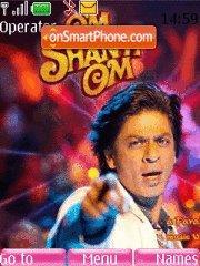 Om Shanti Om theme screenshot