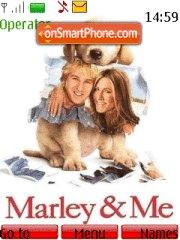 Marley & Me theme screenshot