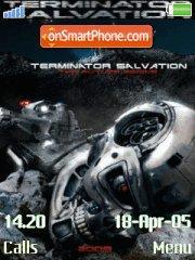 Terminator Salvation es el tema de pantalla