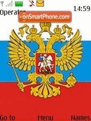 Capture d'écran Russia thème