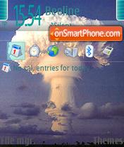 Скриншот темы Boom