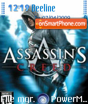Assassins Creed v2 es el tema de pantalla