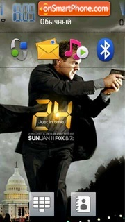 24 Theme theme screenshot