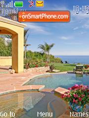 Seaside Villa theme screenshot