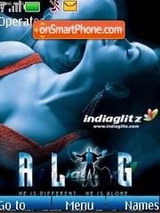 Film Alag theme screenshot