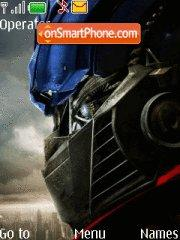 Transformers Theme-Screenshot