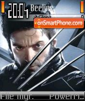 Wolverine 03 theme screenshot