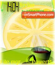 Limon es el tema de pantalla