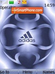 Скриншот темы Adidas Theme 01