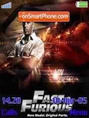 Fast Furious 4 es el tema de pantalla