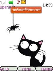 Cat Spider theme screenshot