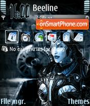 Unreal-iii theme screenshot