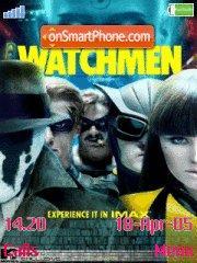 Watchman es el tema de pantalla