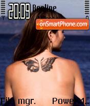 Tattoo 03 es el tema de pantalla