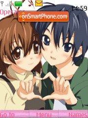 Anime Love 03 theme screenshot