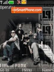 Linkin Park 07 es el tema de pantalla