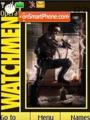 Watchmen theme screenshot