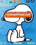 Snoopy Theme-Screenshot