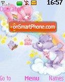 Cute Bears theme screenshot