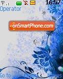 Blue Lamur es el tema de pantalla