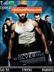 Скриншот темы X-Men Origins: Wolverine