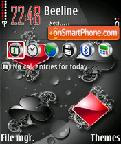 Poker 02 theme screenshot