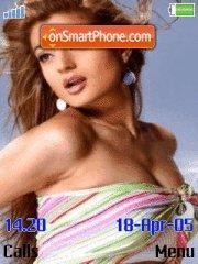 Amisha Patel tema screenshot