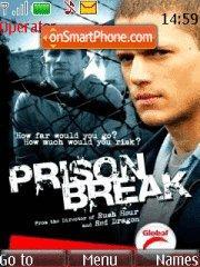 Prison Break 11 theme screenshot